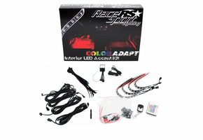 ColorADAPT Series Adaptive RGB LED Interior Light Kit By Race Sport Lighting