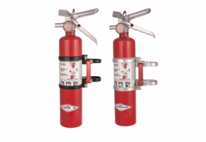 Axia Alloys Fire Extinguisher w| Quick Release