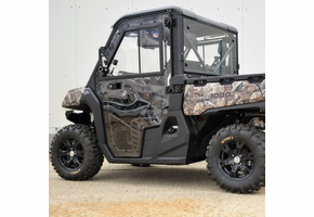 Full Hard Cab Enclosure by Hard Cabs - CF Moto UForce 1000