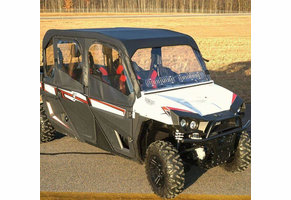 Over Armour Full Cab Enclosure w| Aero-Vent Windshield - Textron Stampede 4 | 4X