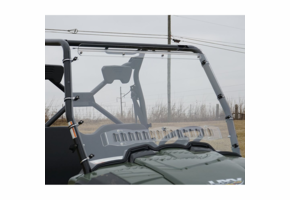 Over Armour Aero-Vent Front Windshield - Textron Prowler