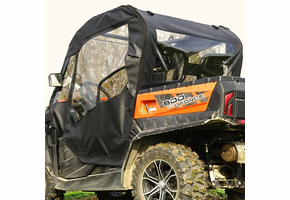 Over Armour Soft Doors and Rear Window - CF Moto UForce 500 | 800