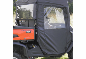 3 Star Soft Full Doors and Rear Panel - Kubota RTV X900 | X1120