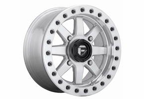 Fuel Maverick D937 Wheel Set - 14 and 15 Inch