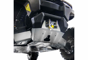 Rival Front Plate and A-Arm Guards Kit - Can Am Defender