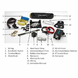 """Viper Elite 6000 lb Winch - 1/4"""" Synthetic Cable"""