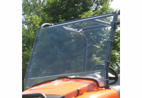 Over Armour Full Front Lexan Windshield - Bobcat 2200