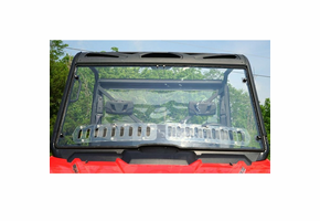 Over Armour Aero-Vent Front Windshield - 2020 Arctic Cat Prowler