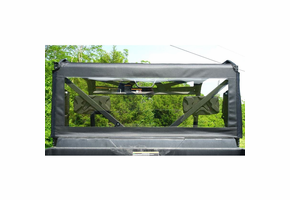 Over Armour Soft Rear Panel - 2020 Arctic Cat Prowler