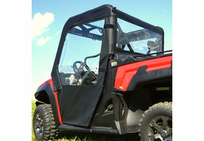 Over Armour Soft Doors and Rear Window - 2020 Arctic Cat Prowler