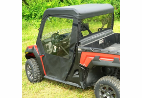 Over Armour Doors, Rear Window and Top |No Windshield| - 2020 Arctic Cat Prowler