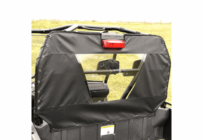 Over Armour Soft Rear Panel - 2012-14 Arctic Cat Prowler w| Round Bars