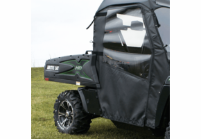 Over Armour Soft Doors - 2012-14 Arctic Cat Prowler w| Round Bars