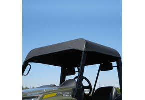 Over Armour Soft Top - 2006-11 Arctic Cat Prowler w| Square Bars