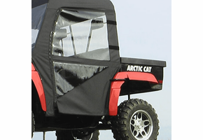 Over Armour Soft Doors - 2006-11 Arctic Cat Prowler w| Square Bars