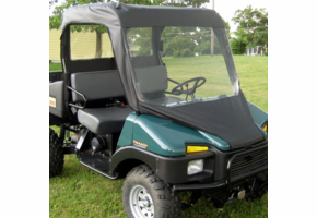 Over Armour Soft Windshield, Top and Rear Window - Bush Hog Trail Hand 4400