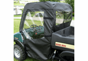 Over Armour Top, Doors and Rear Window - Bush Hog Trail Hand 4400
