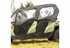 Over Armour Soft Upper Doors - Can Am Commander Max