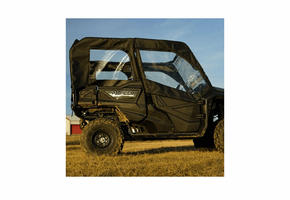 Over Armour Front and Rear Upper Doors w| Middle Window - Honda Pioneer 1000-5