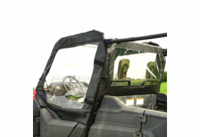 Over Armour Soft Upper Front Doors and Middle Window - Honda Pioneer 700 4