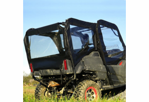Over Armour Doors, Middle and Rear Window - Honda Pioneer 700 4