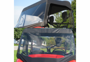 Over Armour Soft Windshield and Top - Honda Big Red
