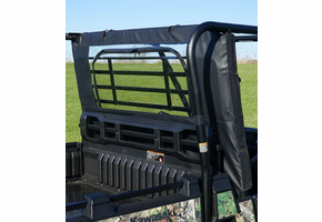 Over Armour Soft Rear Panel - Kawasaki Mule Pro-FX | DX