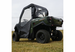 Over Armour Soft Doors and Rear Window - Textron Prowler
