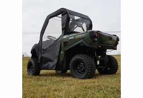 Over Armour Full Cab Enclosure w| Aero-Vent Windshield - Textron Prowler