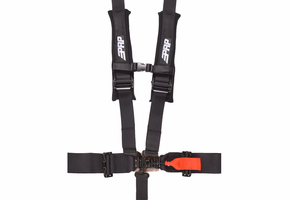 PRP Harness with 2 Inch Shoulder Straps and 3 Inch Lap Belts