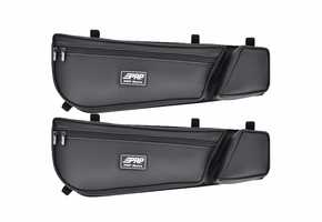PRP FRONT Door Bags w| Knee Pads |Sold in Pairs| - Can Am Maverick X3