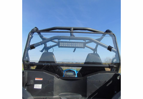 3 Star Rear Lexan Windshield - CFMOTO ZForce 500 | 800 | 800EX | 1000