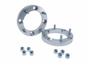Rugged Wheel Spacers - 2006-17 Arctic Cat Prowler