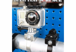 Axia Alloys GoPro Camera Mount
