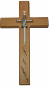 Personalized Maple Wood Crosses