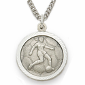 St. Christopher Sports Medal for Girls
