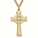 14K Gold Filled Celtic Crosses