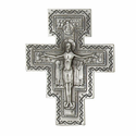 Pewter Wall Crucifixes