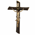 Resin Wall Crucifixes