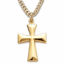Boys Gold Crosses