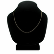 "14K Gold Neck Chain (18"" Length)"