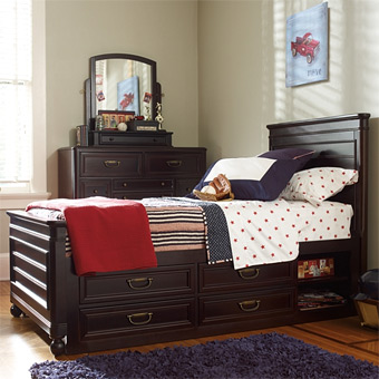 Young america harbor town collection free shipping - Stanley young america bedroom set ...