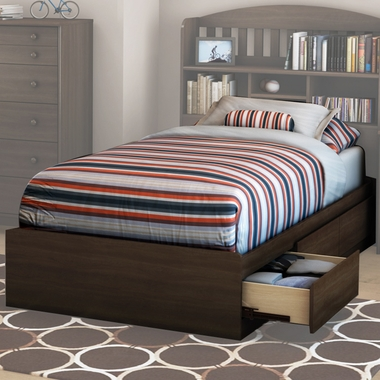 Popular Twin Mates Bed Moka 2779 212 By Southshore Kids Beds At Simplykidsfurniture