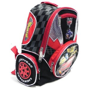 Cars Toddler Backpack 12