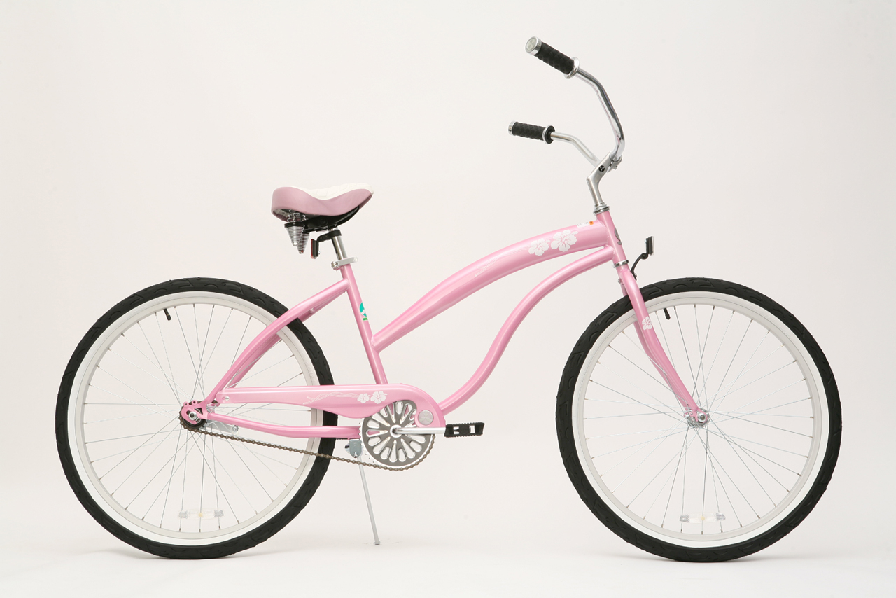 Greenline bicycles lady 26 deluxe beach cruiser bc 104