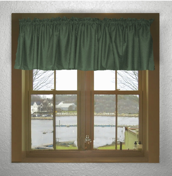 window for cardboard ideas valance home in windows room your diy treatment every recycled