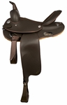 Wintec  Synthetic Barrel Saddle