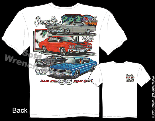 a1df186f4 Chevelle Shirts 66 68 69 70 Muscle Car T Shirts SS 1966 1968 1969 1970  Chevy Tee