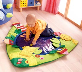 Splish Splash - Baby Activity Mat by HABA