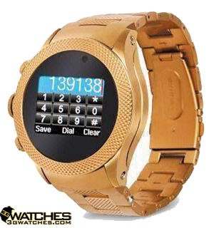 Millionaire Cell Phone Watch